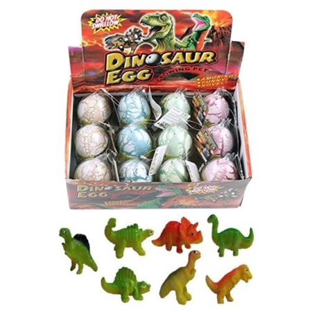 New Magic Hatching Growing Dinosaur Egg 12pcs - Dinosaur Eggs Hatching