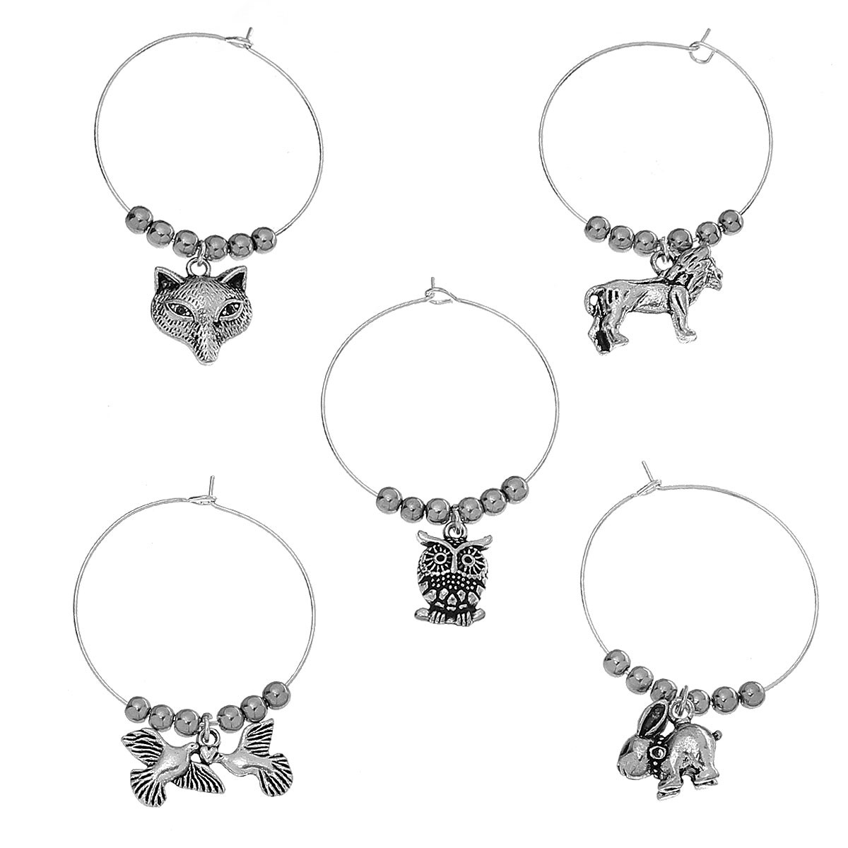 4 sets to choose from Wedding themed charms set of 20....
