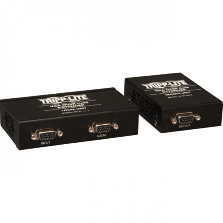 Tripp Lite VGA over Cat5 / Cat6 Extender, Transmitter and Receiver - image 3 of 3