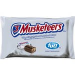 3 Musketeers Fun Size Candy Bars  20 92 Oz