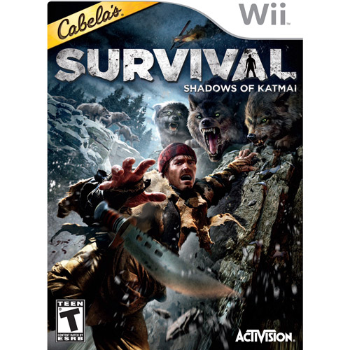 Cabela'S Survival: Shadows Of (Wii) - Pre-Owned