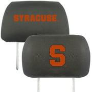 "Syracuse University Head Rest Cover 10""x13"""