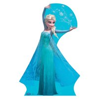 Disney Frozen Elsa Deluxe Standup - Party Supplies - Licensed Tableware - Misc Licensed Tableware - 1 Piece