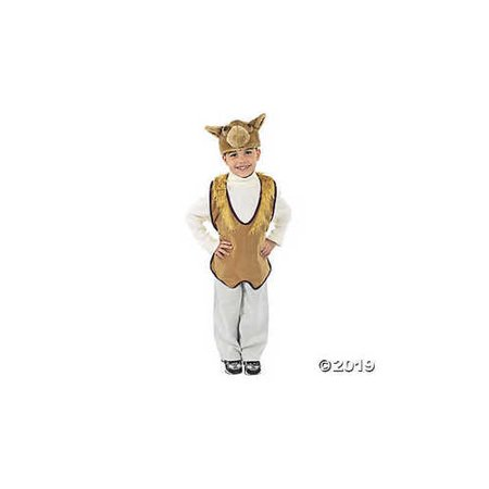 Kid's Slip-On Camel Costume (Camel Costume For Adults)