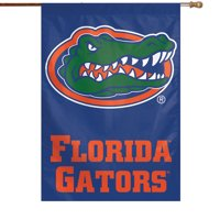 "Florida Gators WinCraft 28"" x 40"" Primary Logo House Flag - No Size"