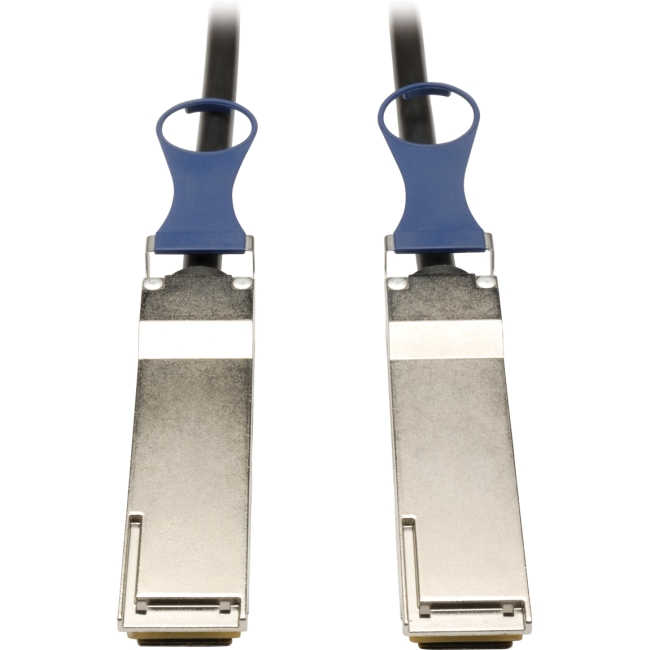 QSFP+ to QSFP+ 40Gb Passive DAC Copper Infiniband Cable, 1M