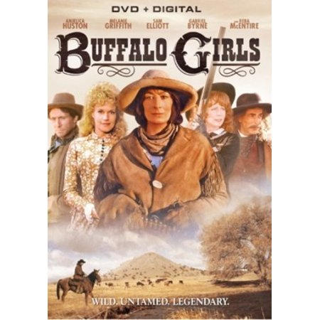 Buffalo Girls (DVD) - Milled Buffalo