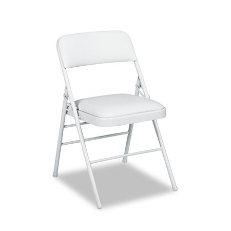 Cosco Deluxe Vinyl Padded Seat And Back Folding Chairs