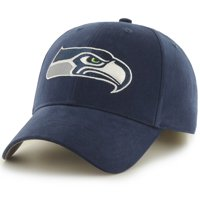 ff878c7c1eef16 Product Image Men's Fan Favorite Navy Seattle Seahawks Mass Basic  Adjustable Hat - OSFA