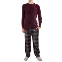 Product Image Joe Boxer (2 Piece) Men s Fleece Pajamas Set Soft Shirt Warm Pants  PJ Sleepwear bdbfb3f15