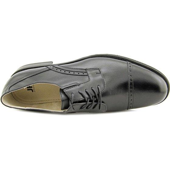 J. Ferrar - J. Ferrar Dane Men Round Toe Synthetic Black Oxford -  Walmart.com 7182027fe34