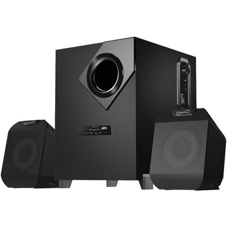 Supersonic Bluetooth Multimedia Speaker System, 15W + 5W x 2