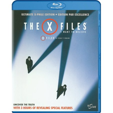 X Files I want to Believe - Ultimate X-Phile Edition (Blu-ray)