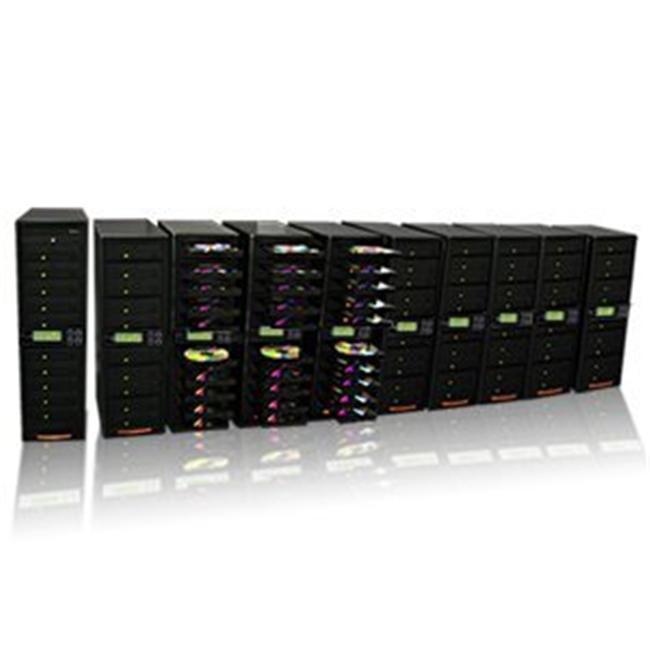 Produplicator 100CD CD Duplicator - Copier 1 to 100 52X C...
