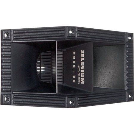 """Selenium HC2325 1"""" Wide Dispersion Exponential PA Horn"""