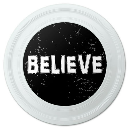 Believe Christian Religious Inspirational Novelty 9