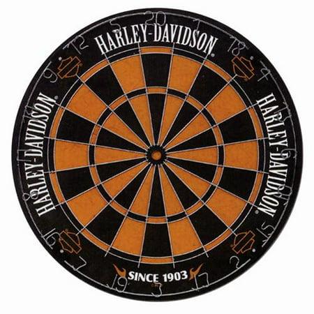 Harley-Davidson; Bristle Dart Board