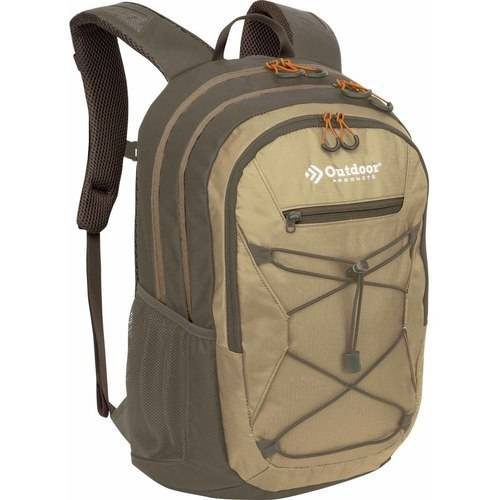 Outdoor Products Odyssey Daypack, Black by Outdoor Recreation Group