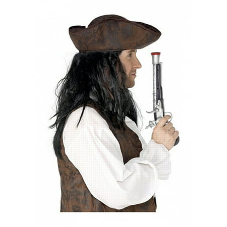 Pirate Pistol Adult Costume Accessory](Louisiana Halloween Shooting)