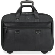 Solo USLEXE9354 US Luggage Bradford Rolling Case, Black and Gray