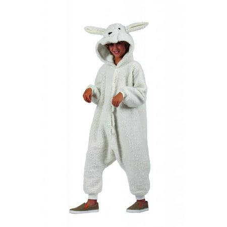 Ba Ba Lamb Child Funsie - Lamb Costume
