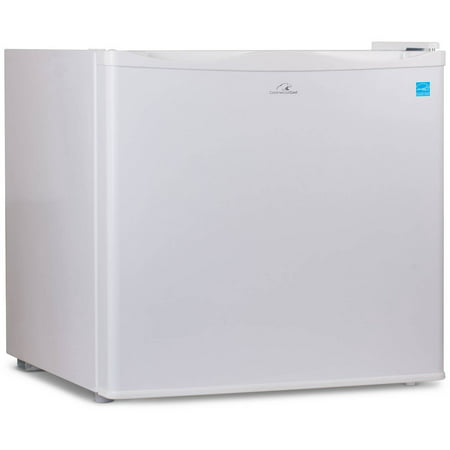 1.2cf Upright Freezer White