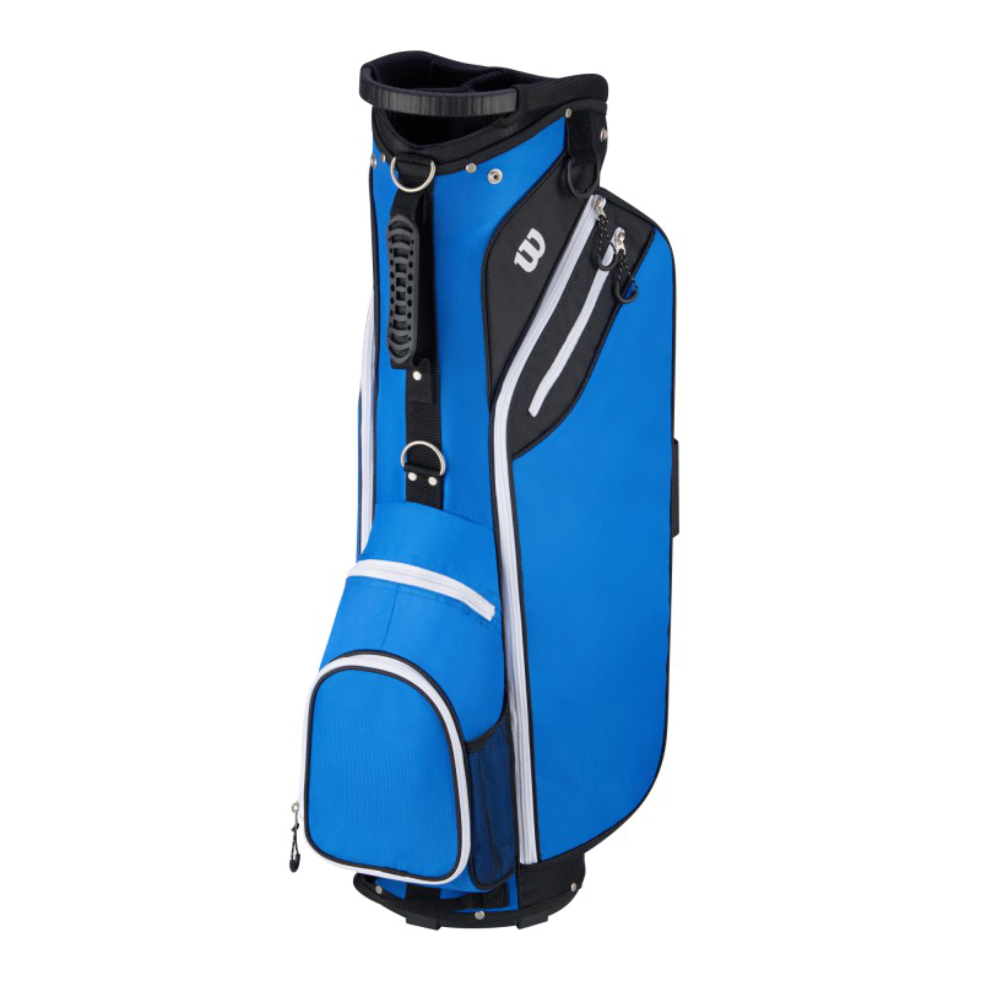 Wilson W Cart Golf Bag Red
