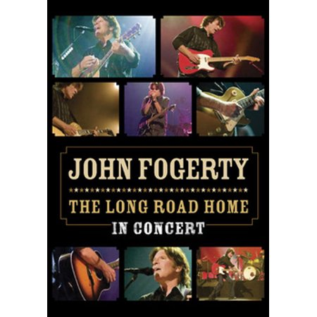 John Fogerty: The Long Road Home (DVD)