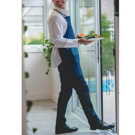 2PC Sliding door assisting handle The Hands-Free Patio Door Opening Accessory ()