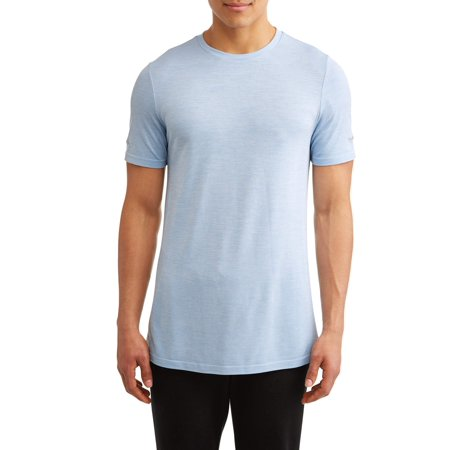 Russell Men's Seamless Performance Short Sleeve Tee, Up to 2XL