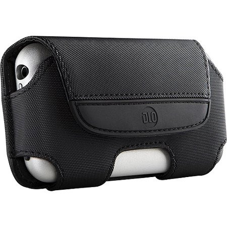Iphone 3g Holster - DLO PN004-0030 Nylon Hip Case with Belt Holster for iPhone 1G, 3G and 3GS