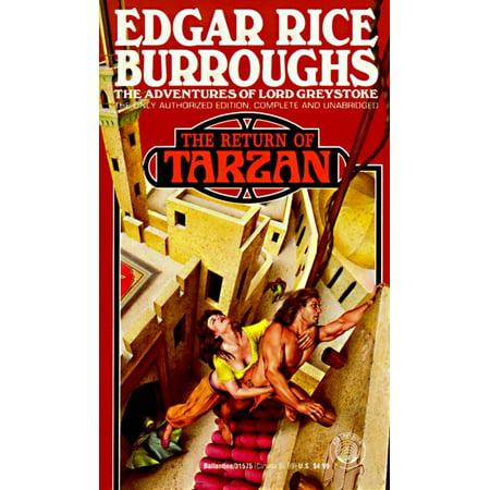 Return of Tarzan : A Tarzan Novel](Tarzan Adult)