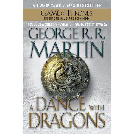 A Dance with Dragons : A Song of Ice and Fire: Book Five - Halloween Dance Songs