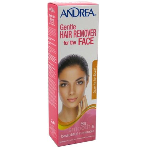 Andrea Gentle Hair Remover for the Face 2 oz (Pack of 4)