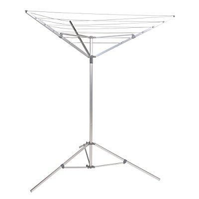 Household Essentials Household P1900 Portable Umbrella Clothesline Dryer Hang Wet Or Dry Laundry,