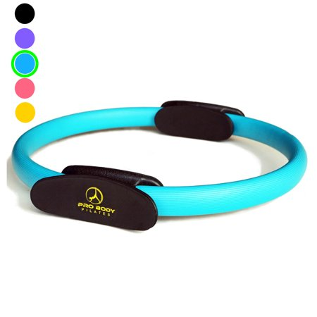 Pilates Ring - Superior Unbreakable Fitness Magic Circle for Toning Thighs, Abs and (Best Pilates Magic Circle)