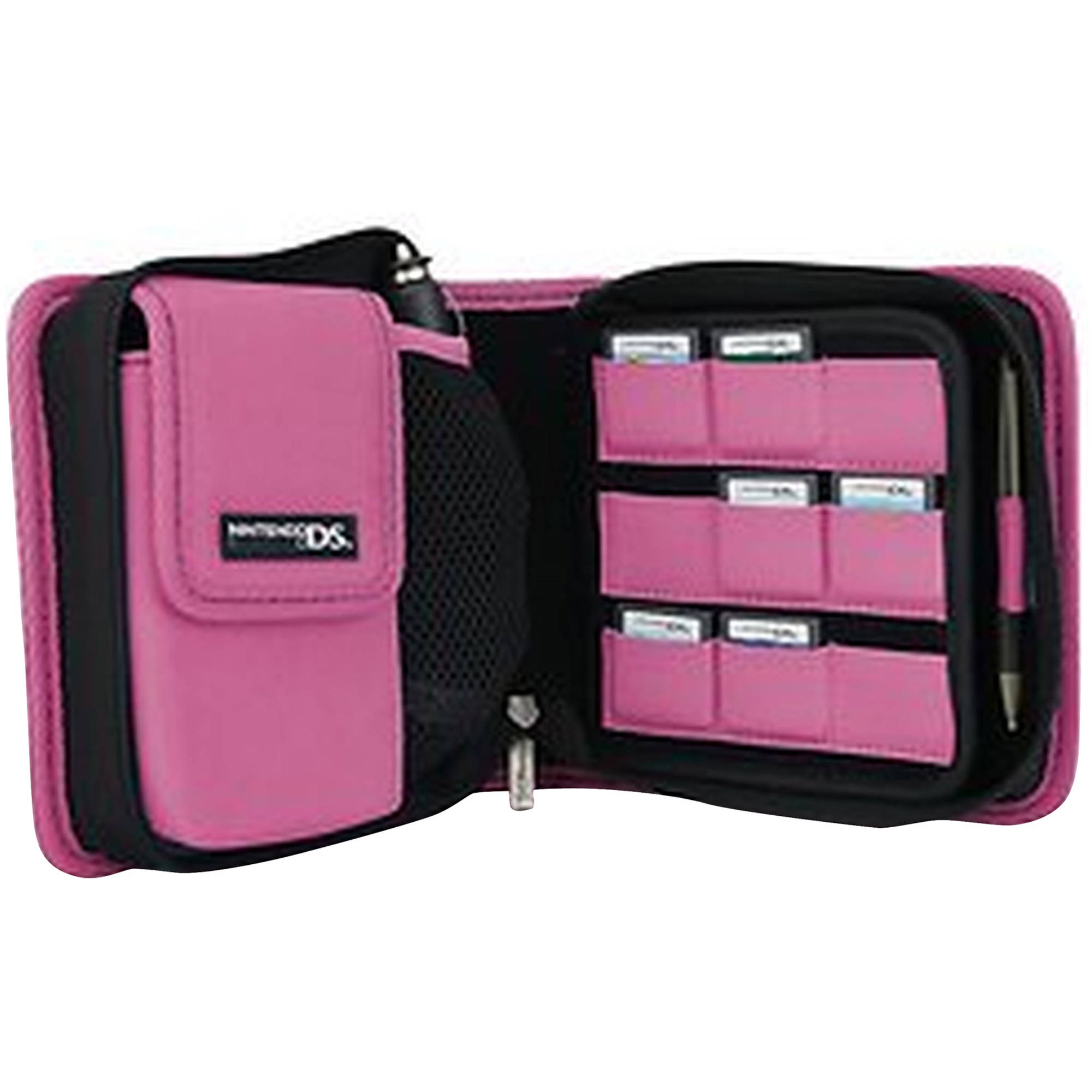 PDP Universal Pull and Go Folio, Pink (DS)