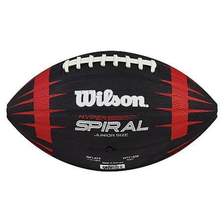 Wilson Hyper Spiral NFL Play 60 Junior Size American Sport Football Ball WTF1838  Walmart.com