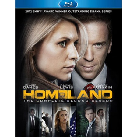 Homeland: The Complete Second Season (Blu-ray)