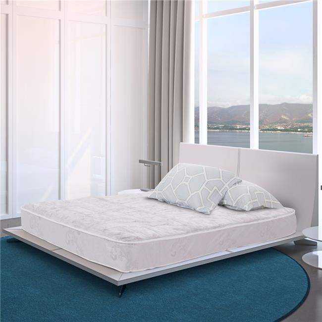 Wolf Mattress SCQ-10 Sleep Comfort Quilt Mattress, Twin Size