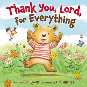 Thank You, Lord, For Everything - eBook (In Everything Give Thanks To The Lord)