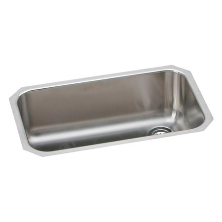 Elkay Gourmet Elumina EGUH2816 Single Basin Undermount Kitchen - Elkay Gourmet Undermount Kitchen Sink