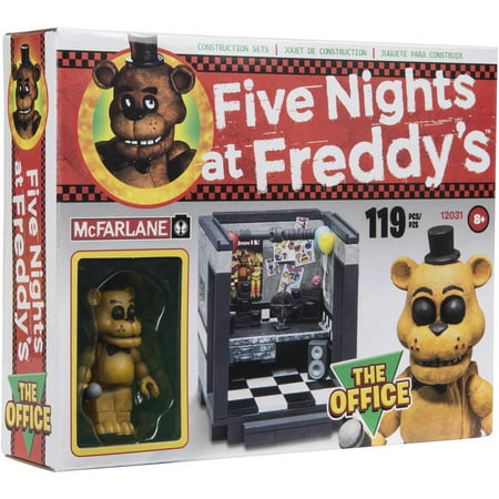 Five Nights At Freddys  The Office  Set