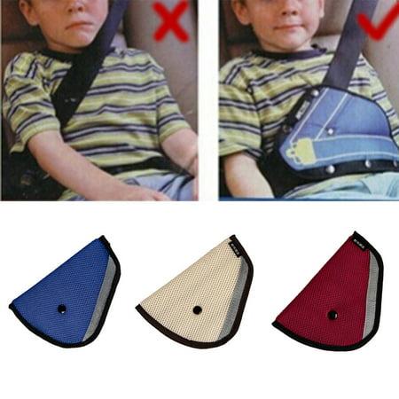 Fancyleo Triangular Seatbelt Adjuster For Kids Adults