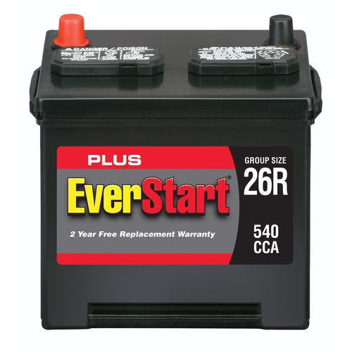 Battery Detail: 26R-P | Continental Battery