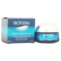 Blue Therapy Eye - Visible Signs of Aging Repair by Biotherm for Unisex - 0.5 oz Cream