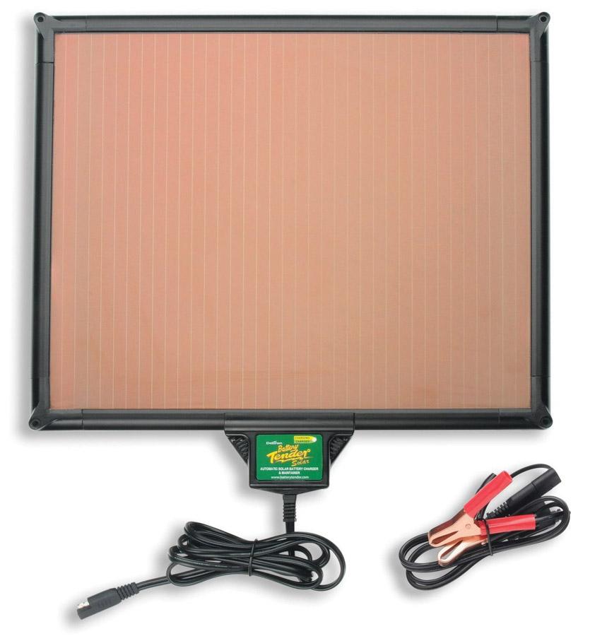 Battery Tender 5 Watt 12V Solar Battery Charger P N 021-1163 by Battery Tender
