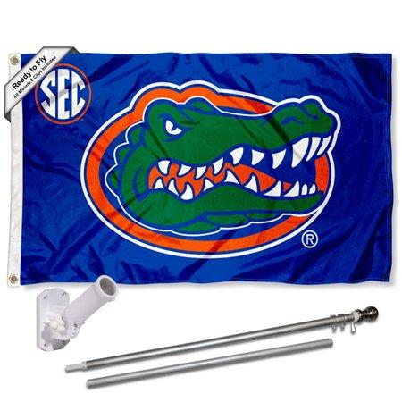 Florida UF Gators SEC 3x5 Flag and Accessory Kit