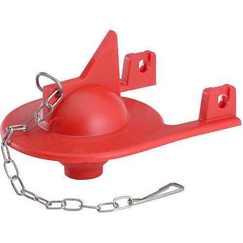 Korky 2012BP Shark Fin Flapper for Kohler Toilet Repairs