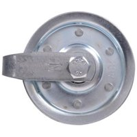 3 in. Galvanized Garage Door Pulley